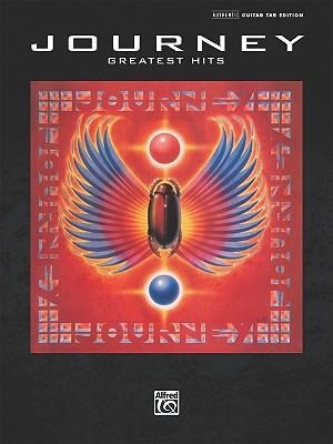 Journey Greatest Hits By Alfred Music Publishing Co., Inc. (COR)